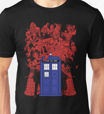 They Have The Phone Box... Unisex T-Shirt