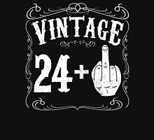 Vintage middle finger salute 25th birthday gift funny 25 birthday 1991 Unisex T-Shirt