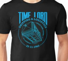 Time Lord Shipping & Logistics Unisex T-Shirt