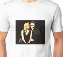 Gillian and David aka Schmoopies Unisex T-Shirt
