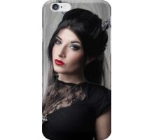 Dark Lady iPhone Case/Skin