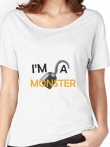 "Arrested Development ""I'm A Monster"" Women's Relaxed Fit T-Shirt"