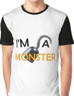 "Arrested Development ""I'm A Monster"" Graphic T-Shirt"