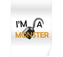 "Arrested Development ""I'm A Monster"" Poster"