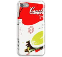 Campbell's Soup, asparagus iPhone Case/Skin