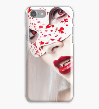 Drops of Blood iPhone Case/Skin