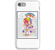 Skittles Girl  iPhone Case/Skin