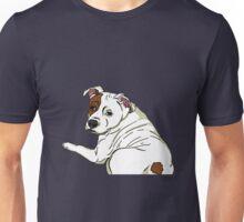 I LOVE MY DOGS_5 Unisex T-Shirt