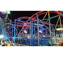Doo Wooper Wild Mouse Variation Photographic Print