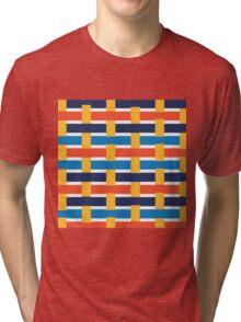 Midwestern Storm Wave Tri-blend T-Shirt