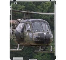 British Army Westland Scout Helicopter iPad Case/Skin