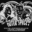 They Came From Outer Space! - Black Edition by Alex Clark