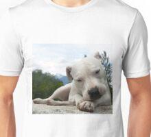 I LOVE MY DOGS_7 Unisex T-Shirt
