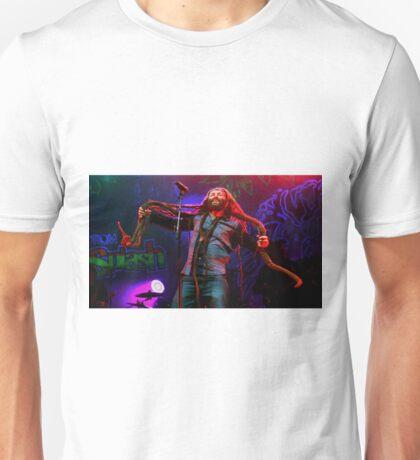 Alborosie Rototom Sunsplash 2016 2 Unisex T-Shirt