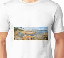 Bay of fires , Tasmania Unisex T-Shirt
