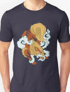 Hound of fire Unisex T-Shirt