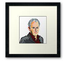 Peter Davison Framed Print