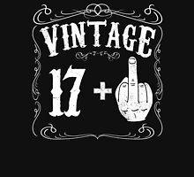 Vintage middle finger salute 18th birthday gift funny 18 birthday 1998 Unisex T-Shirt