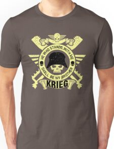 KRIEG BROTHERS - LIMITED EDITION Unisex T-Shirt