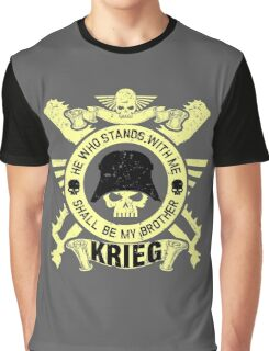 KRIEG BROTHERS - LIMITED EDITION Graphic T-Shirt