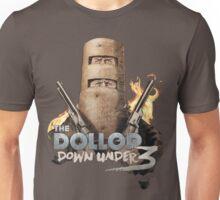 The Dollop Down Under 3 T Unisex T-Shirt