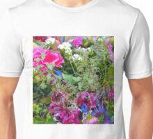 Floral IV Unisex T-Shirt