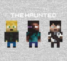 The Haunted - Pixelated One Piece - Long Sleeve
