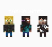 The Haunted - Pixelated Kids Clothes