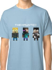 The Haunted - Pixelated Classic T-Shirt