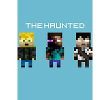 The Haunted - Pixelated Photographic Print