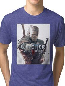 the witcher Tri-blend T-Shirt