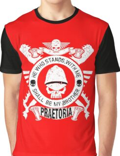 PRAETORIA BROTHERS - LIMITED EDITION Graphic T-Shirt