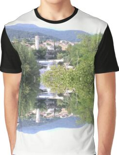 Town Graphic T-Shirt