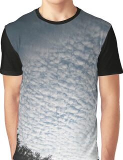 Sky Clouds Graphic T-Shirt