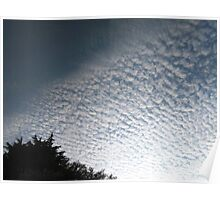 Sky Clouds Poster