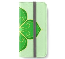 Lucky Clover iPhone Wallet/Case/Skin