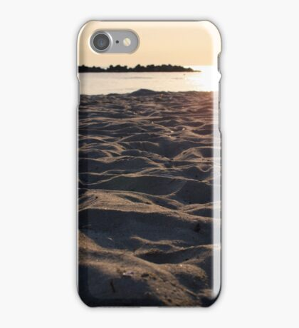 Sand dunes iPhone Case/Skin