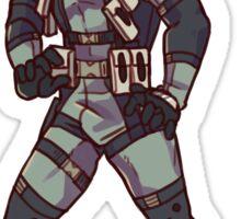 Snake MGS2 Sticker
