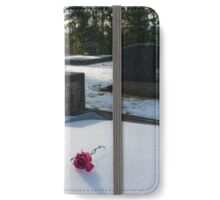 A Cold Morning Breath iPhone Wallet/Case/Skin