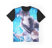 noragami blue electric Graphic T-Shirt