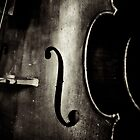 The Figure of a Cello by Kadwell