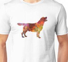 Labrador retriever 01 in watercolor Unisex T-Shirt