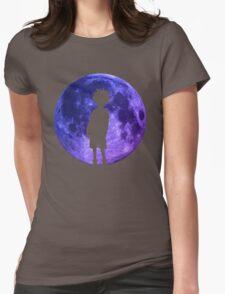 Killua Assassin Moon Anime Manga Shirt Womens Fitted T-Shirt