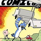Regular Comics no.1! by fletchboogie