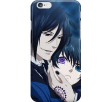 a demon hold iPhone Case/Skin