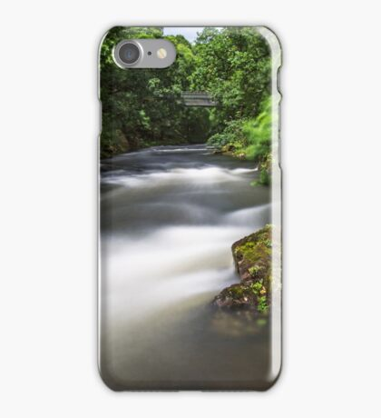 The River Brathay iPhone Case/Skin