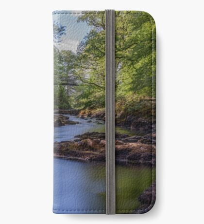 The River Brathay iPhone Wallet/Case/Skin