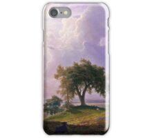 Albert Bierstadt - California Spring (1875)  iPhone Case/Skin