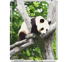 Sleeping Panda iPad Case/Skin