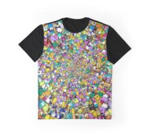Adventure time swirl Graphic T-Shirt